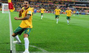 """أستراليا تمطر شباك الكويت بأربعة أهداف في افتتاح """"كأس آسيا 2015"""""""