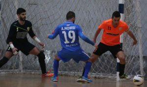 نادي بنك بيروت فاز ببطولة لبنان في كرة القدم للصالات