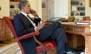 أوباما يتصل بقادة السعودية والإمارات لبحث الاتفاق الإيراني