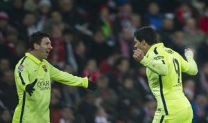 برشلونة يردّ التحيّة لأتلتيكو ويضيّق الخناق على ريال مدريد
