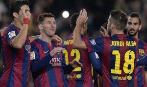 برشلونة يستعيد توازنه ويشدد الخناق على ريال مدريد
