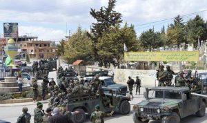 بعد اشتباكات… الجيش يحاصر عددا من المطلوبين في الحمودية