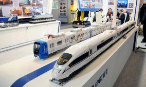 الصين تنشأ خط سكة حديد فائق السرعة بين بكين وموسكو
