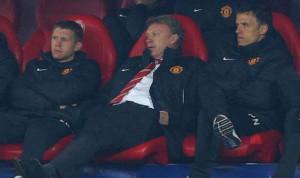 ديفيد مويس خارج نادي مانشستر يونايتد الإنكليزي