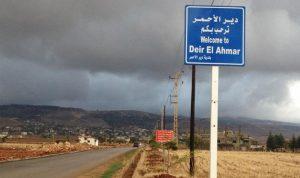 """فعاليات دير الاحمر: نحمّل آل جعفر مسؤولية جريمة """"بتدعي"""" ونطالبهم بتسليم المجرمين فورًا"""