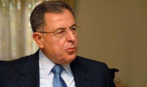 السنيورة استقبل السفير المصري وريفي