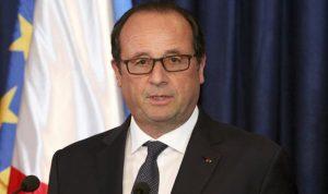 هولاند يأمل نجاحاً سريعاً لمفاوضات الجزائر حول مالي