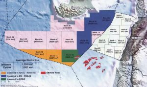 ثروة لبنان النفطية بين الملهاة الداخلية وأطماع إسرائيل