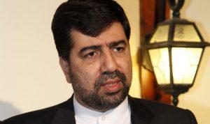 ابادي: ايران ستبقى دائما الى جانب لبنان