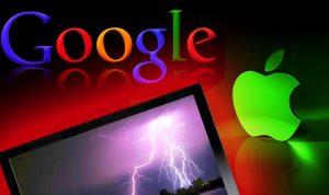 """لكي تبقى… """"غوغل"""" ستدفع لـ""""أبل"""" مليارات"""