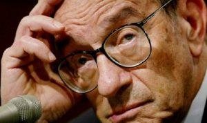 غرينسبان: خروج اليونان من منطقة اليورو أمر حتمي
