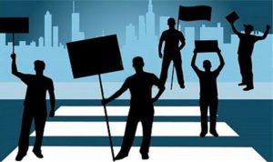 """لجنة المستأجرين: للنزول الى الشارع لاسقاط """"القانون الاسود"""""""