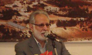"""الموسوي: """"حزب الله"""" في المكان الصحيح"""