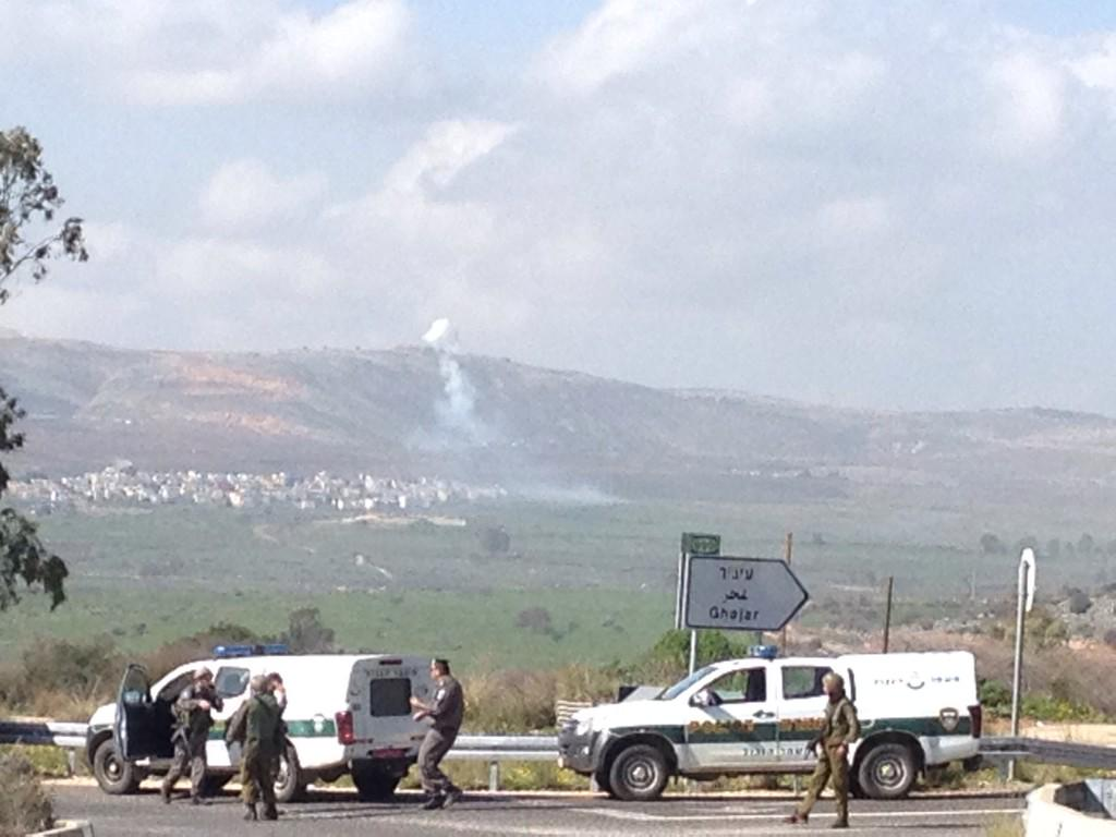 israel hezballah