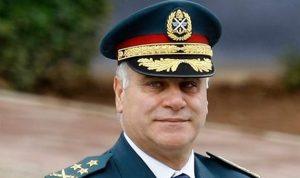 قهوجي في أمر اليوم: لن ندّخر وسيلة في سبيل تحرير العسكريين