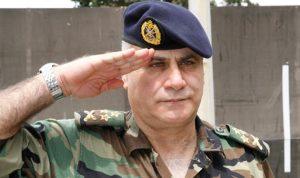 """""""السفير"""": قهوجي أدار عملية عسكرية محترفة وبالغة الدقة في جرود رأس بعلبك"""