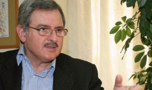 اوغاسابيان : قيادات 14 آذار لم تتلقى مبادرة بري – جنبلاط