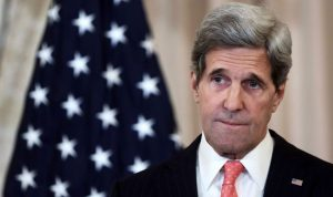 كيري: حماس رفضت بتعنت وقف إطلاق النار