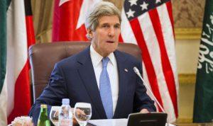 """كيري: """"حزب الله"""" لا يتآمر ضد واشنطن في سوريا"""