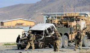 """""""داعش"""" يتبنى هجوم كابول"""