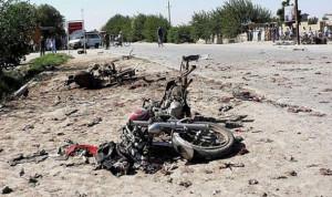 مقتل شخص واصابة 15 بانفجار دراجة نارية كركوك