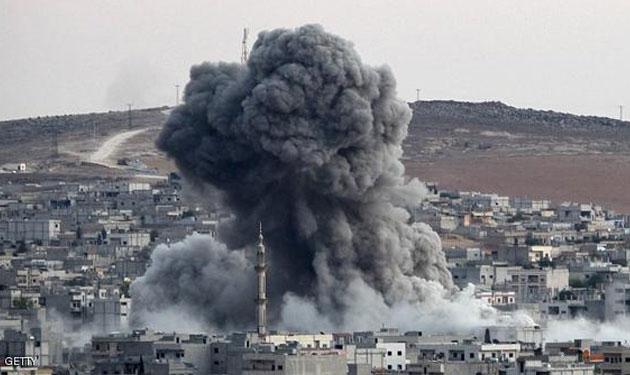 """""""البنتاغون"""": 5 آلاف قنبلة على معاقل""""داعش"""" في 5 أشهر"""