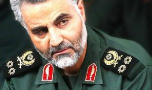 ضربة اميركية تقتل قائد فيلق القدس قاسم سليماني