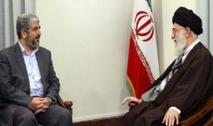 """الحرس الثوري الإيراني: تنحّي مشعل مقابل عودة العلاقات مع """"حماس"""""""