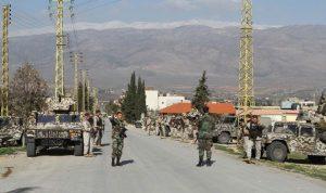 """مصادر بقاعية لـ""""الشرق الأوسط"""": المطلوبون هربوا إلى خارج الأراضي اللبنانية"""