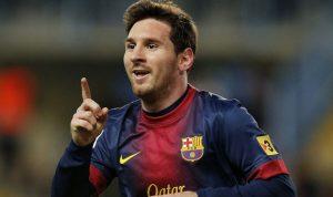برشلونة يؤكد إصابة ميسي في مباراة فياريال