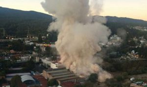 3 قتلى و73 جريحاً بإنفجار في دار للتوليد في مكسيكو