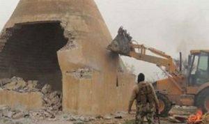 """اليونسكو تدين """"تدمير"""" مدينة الحضر الاثرية في شمال العراق"""