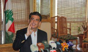 """الاحدب: الحكومة تتبنى وجهة نظر """"حزب الله"""" في مقاربة ملف الارهاب"""
