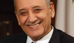 """فضل الله قدم لبري كتابه """"حزب الله والدولة في لبنان"""""""