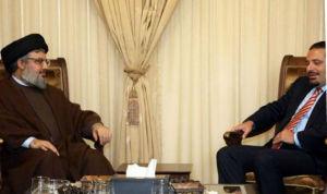 حزب الله لم يتجاوب مع رغبة الحريري تسمية غير حزبيين؟