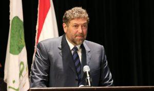 افرام: لمواكبة لبنانية رسمية بشأن المبادرة الروسية