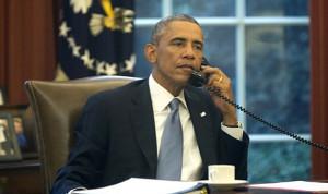 """أوباما يبعث رسالة إلى خامنئي بشأن """"داعش""""…البيت الابيض: سياستنا تجاه إيران لم تتغير"""