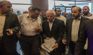 الفصائل الفلسطينية تدعو مصر لاستئناف رعايتها للمفاوضات مع إسرائيل