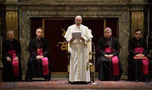 """البابا يعرب عن تضامنه مع المسلمين بعد """"مأساة"""" مكة"""