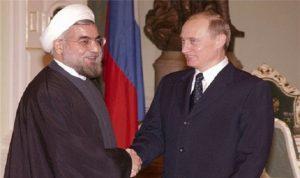 """""""الجمهورية"""": الملفّ اللبناني على طاولة البحث بين بوتين وروحاني"""