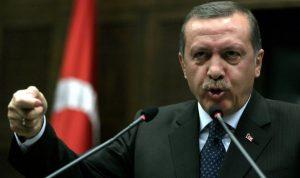 اردوغان: سنقاطع الاجتماعات مع السفير الاميركي