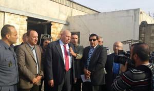 محافظ الشمال جال على المرجعيات الروحية المسيحية في طرابلس للتهنئة بالميلاد