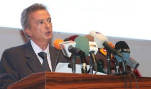 سلامة: لبنان يواجه تحديات تتطلب مقاربة رصينة