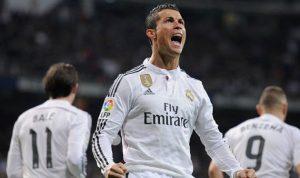رونالدو يحطّم رقم الأهداف الأوروبية
