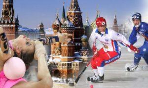 روسيا احتضنت 10 أحداث رياضية دولية في الـ2014