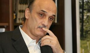 جعجع عرض ووفد برلماني فرنسي الاوضاع في لبنان والمنطقة