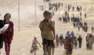 """""""داعش"""" يحاصر 700 عائلة إيزيدية في جبل سنجار"""