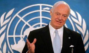 بماذا سيقنع دي ميستورا النظام السوري؟