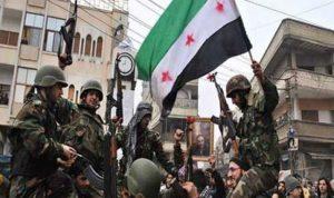 المعارضة السورية تطرد النظام من قريتين في حماة