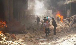 """مقتل العشرات من عناصر """"حزب الله"""" في معارك جنوب سوريا"""